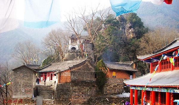 哑姑山宝峰寺