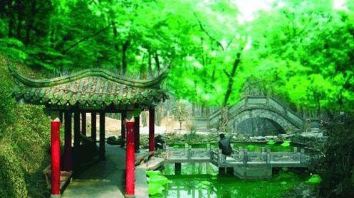 香溪洞风景区
