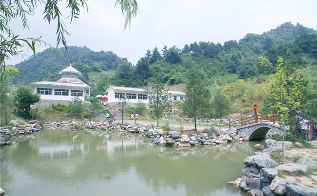 金丝峡丹江源