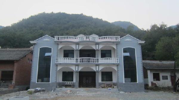寺耳镇・窑口村