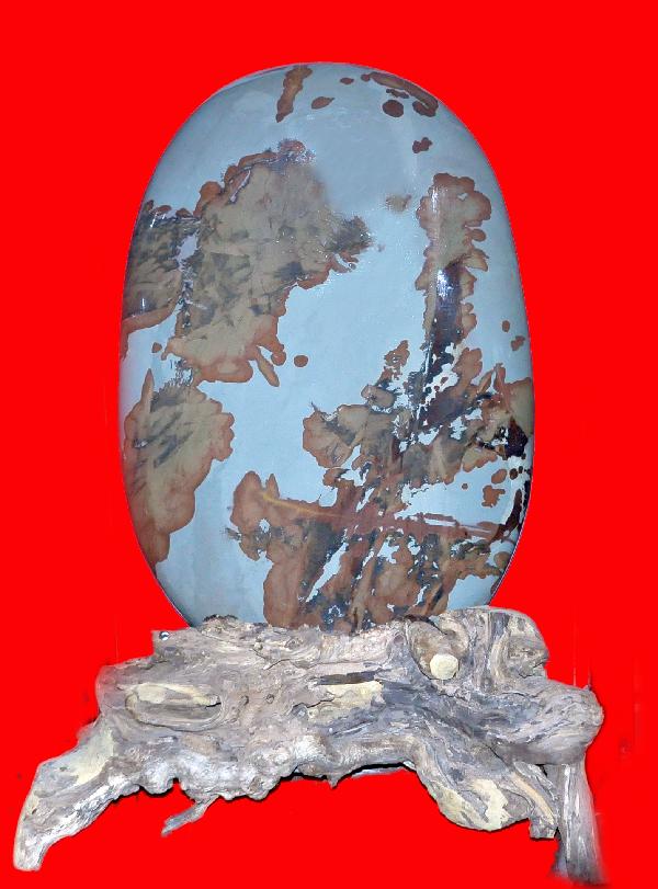 洛南金钱石・海底世界