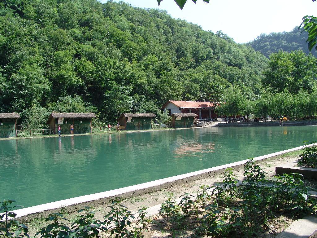 八渡河生态旅游带