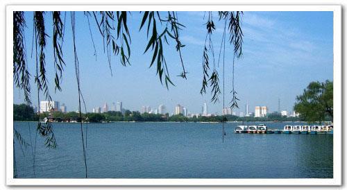 [组图]国家优秀旅游城市.汉中风光巡礼