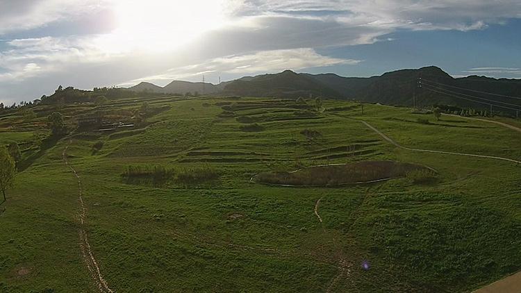美丽照金 心之牧场