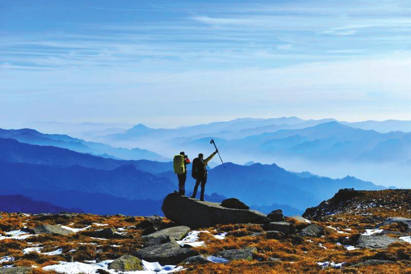 太白山景区春季旅游再创新纪元