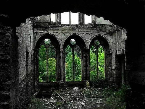 这些景点被废弃后 美出了新意境