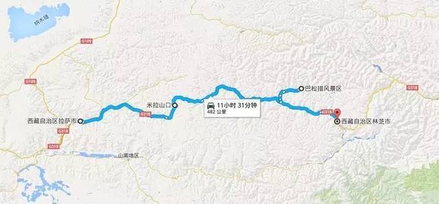 第一次来西藏该怎么玩 老司机整理十日经典线路1