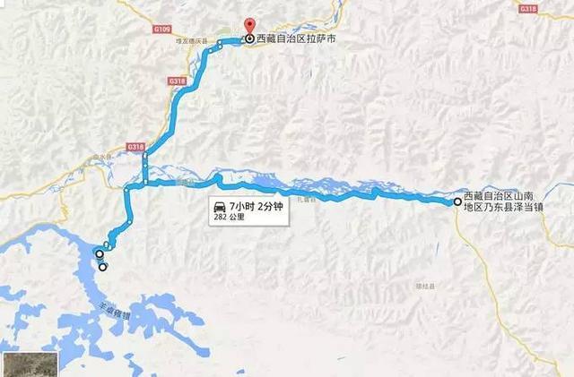 第一次来西藏该怎么玩 老司机整理十日经典线路15