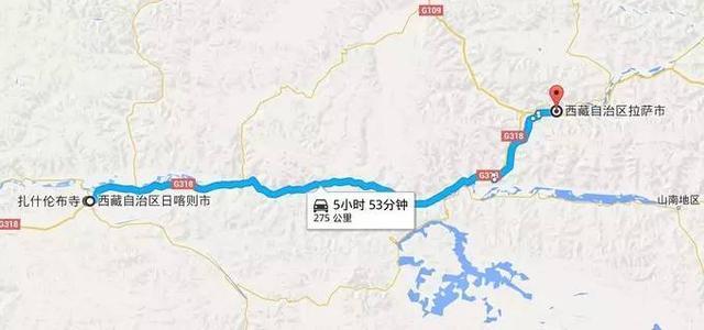 第一次来西藏该怎么玩 老司机整理十日经典线路13