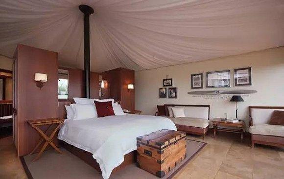 沙漠、高原、雨林、海岛 帐篷酒店 毕生难忘的猎奇