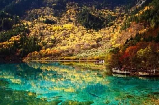 (2015年全新版)中国12大最美秋色排行榜