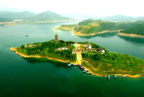 瀛湖生态旅游景区