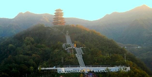 紫阳文笔山景区