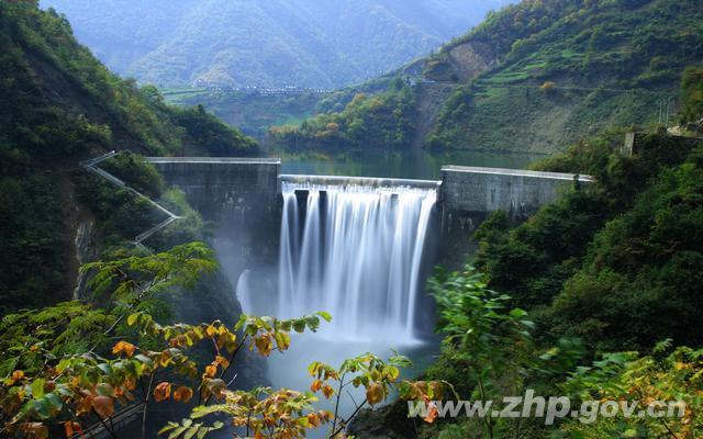 飞渡峡・黄安坝生态旅游度假区