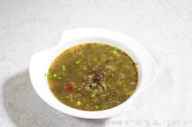 巴山小豆汤