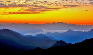 陕西化龙山国家级自然保护区