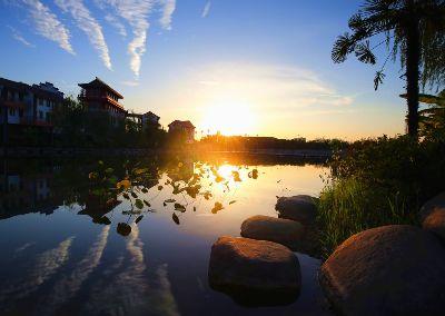 安康高新生态公园