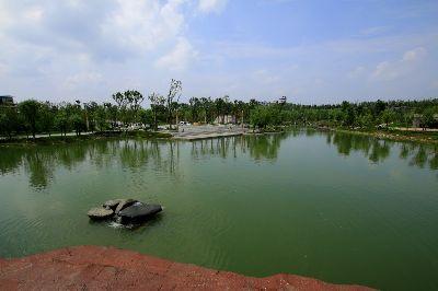 高新生态休闲旅游区