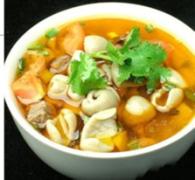 荞面圪坨羊腥汤