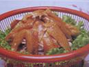 竹篮手撕鸡
