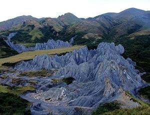 府谷石灰岩