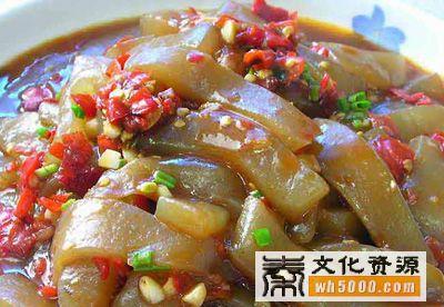岚皋魔芋豆腐