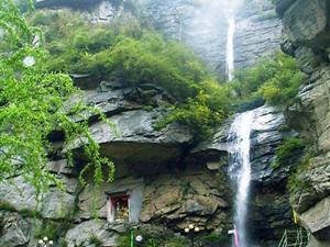流峪飞峡旅游区