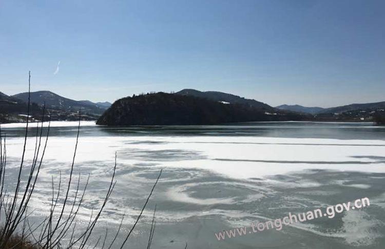 福地湖里好风光