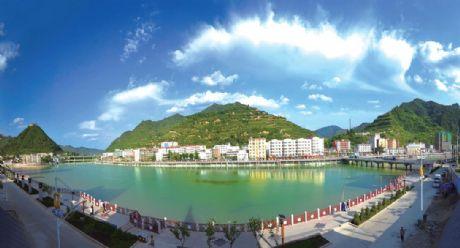 凤县凤凰湖景区(国家4A级旅游景区)